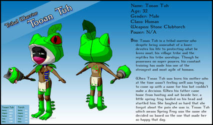 Tooan Tuh V.2 by MakuTechInd