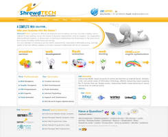 Shrewd Tech IT Solutions by MufeedAhmad