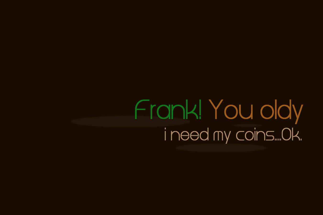 Mufeed wallpaper - frank by MufeedAhmad