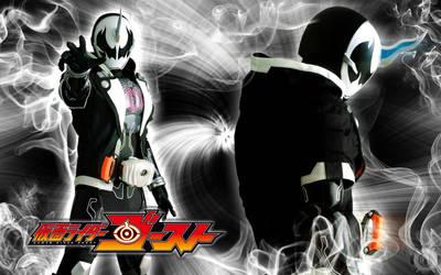 Kamen Rider Dark Ghost Wallpaper 2 by malecoc