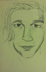 Matt Healy Ballpoint Pen by ganondumb