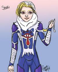 Sheik by ganondumb