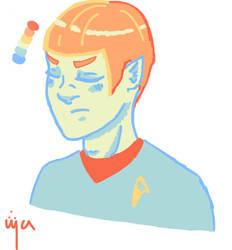 Spock Palette 2 by ganondumb