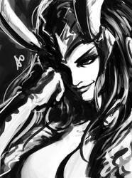 Loki Nab by borjen-art