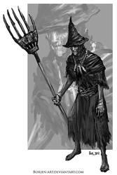 The Worker by borjen-art