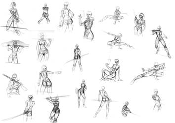 scetch image dump by Methiston