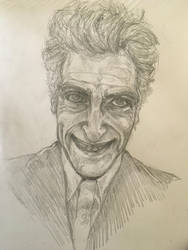 12th doctor by Methiston