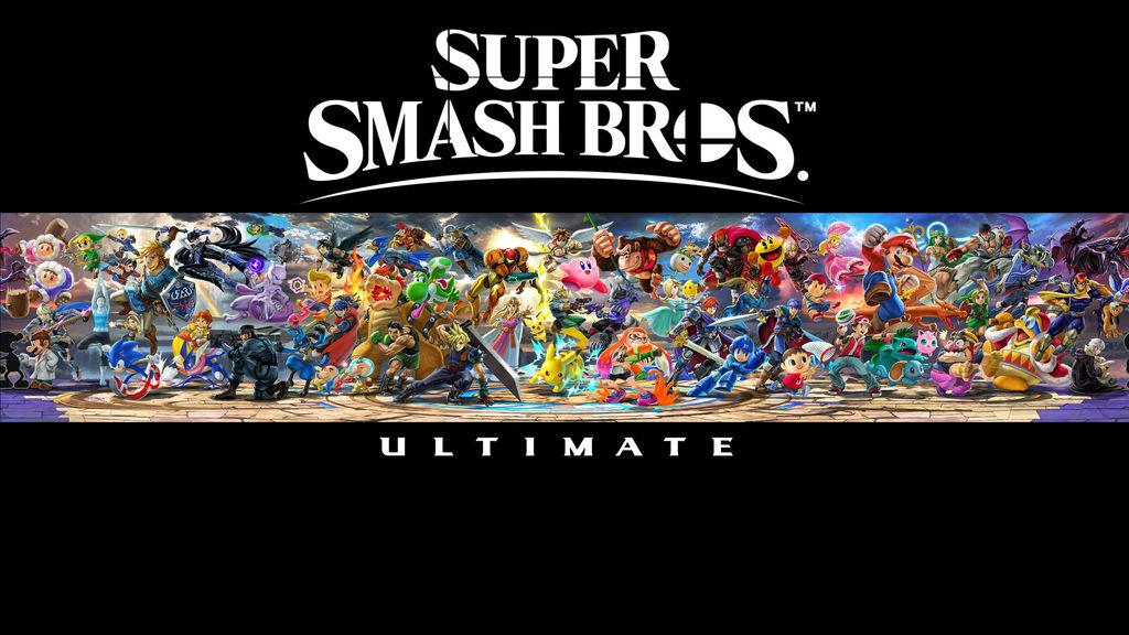 Super Smash Bros. Ultimate wallpaper by themistik on ...