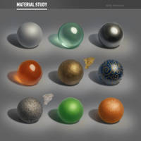 Material Study by Neskvik