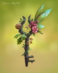 Fairy key by Neskvik