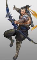 Overwatch: Hanzo by AsherAv2
