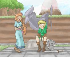 Ballad -for Marinia-Storyweaver- by Mister-Saturn