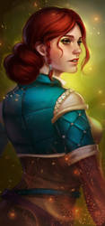 Triss by olei