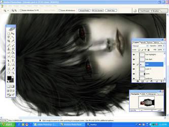 dream screenshot by olei