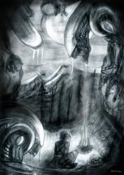 Xenomorphs in Skyrim. by TheRealVenomy