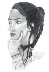 Pose by sketcherCa