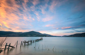Old Pier by Rizone