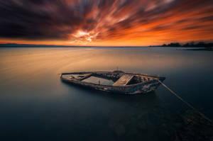 Burning Sky by Rizone