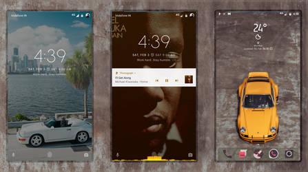 Moto G5+ Porsche + Soul Music by YoungEaE