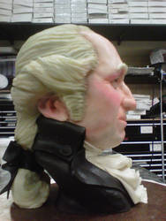 Chocolate George Washington by DoctorRat