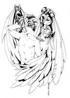 Sweet Dreams N Flying Machines by LinkWorshiper