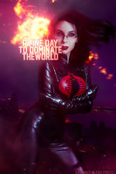 A Day to Dominate. by KassandraLeigh