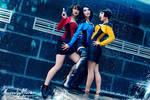 Go Boldly: Star Trek Corsets Pt2. by KassandraLeigh