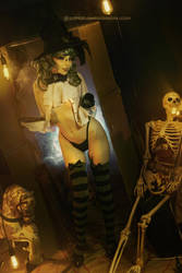 Halfway to Halloween by KassandraLeigh