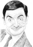 Mr. Bean by addy2