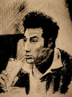 Cosmo Kramer by addy2