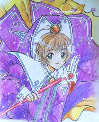 [Fanart] Cardcaptor Sakura by yoolin