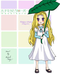 Hagu-chan by gloomknight