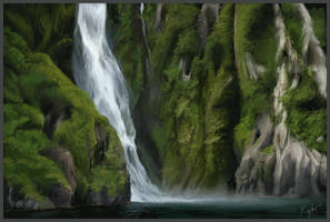 New Zealand - Speedpaint 02 by mynti