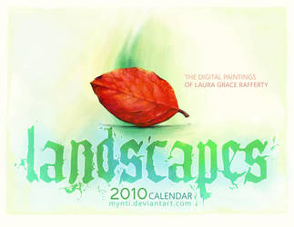 2010 Landscapes Calendar by mynti