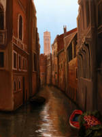 Speedie - Venice by mynti