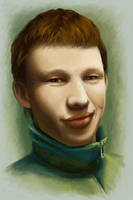 Portrait of Dancakies by mynti