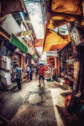 Bangkok Citylife by Tairenar