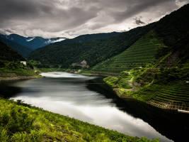 Sagurigawa Dam by Tairenar