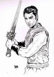 Panday by ObbArt