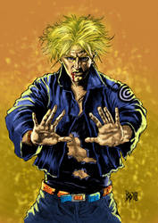 Trunks Color by ObbArt