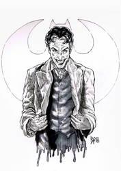 Joker by ObbArt