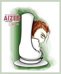 Aizen Chibi 1 by NilLee