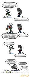 God is an Atheist by VampireMeerkat