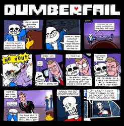 DUMBERFAIL by VampireMeerkat
