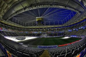 Commerzbank Arena Frankfurt by Aerostylaz