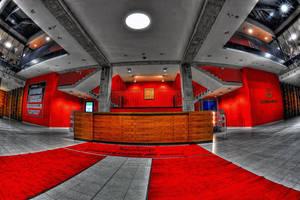 Commerzbank Arena Frankfurt 2 by Aerostylaz
