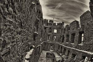 Castle Auerbach I by Aerostylaz