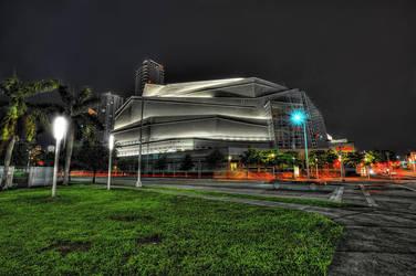 Downtown Miami 5 by Aerostylaz