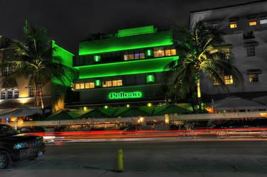 South Beach, Miami 2 by Aerostylaz