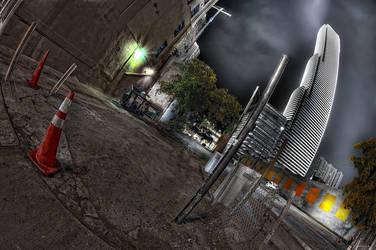 Downtown Miami 6 by Aerostylaz